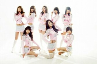 After School Pink Korean Artist Wallpapers