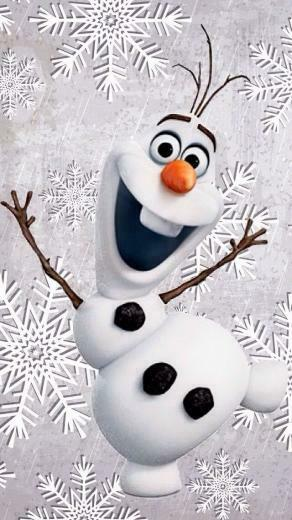 OLAF IPHONE WALLPAPER BACKGROUND IPHONE WALLPAPER BACKGROUNDS