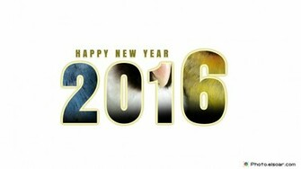 Happy New Year 2016 Images Wallpapers And Greeting Cards