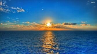 Beach Sunset Background Wallpaper Hd 3d Desktop Wallpapers HD