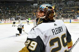 Penguins honor Marc Andre Fleury with video tribute   Knights On Ice