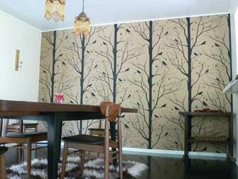 Walnut Wallpaper Paper Ideas For You decor8