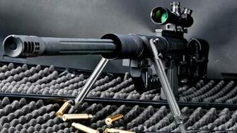13 HD Sniper Rifle Guns Wallpapers   HDWallSourcecom