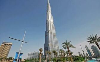 Burj Khalifa New HD Wallpapers 2012 2013   El Clasico Latttes Ball