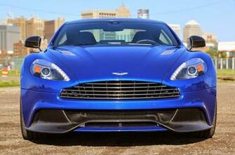 Aston Martin Vanquish 2014 technical review TechGangs