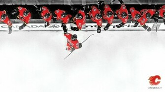 Calgary Flames Wallpaper   Calgary Flames   Multimedia