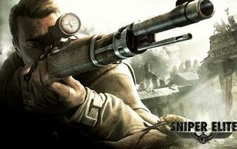 Sniper Elite V2 Wallpapers   Top Sniper Elite V2 Backgrounds