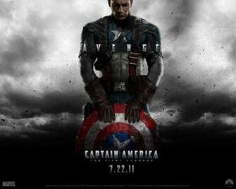 Captain America The First Avenger desktop wallpaper