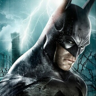 Video game Batman Arkham Asylum iPad wallpaper