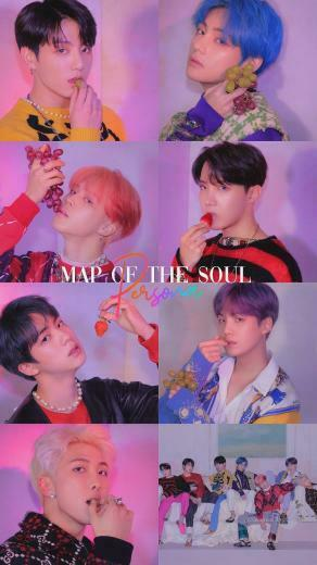 MAP OF THE SOUL PERSONA Concept Photo version 4 BTS pics in 2019