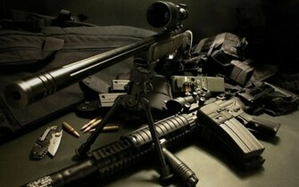 HD Sniper Wallpapers Military WallBase
