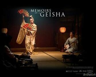 Download Memoirs of a Geisha Wallpaper Memoirs of a Geisha