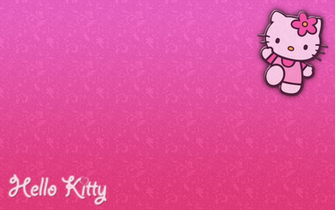 Hello Kitty Cute Backgrounds Wallpaper Wide ImageBankbiz