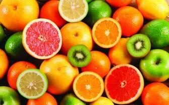 All Fresh Fruit Wallpaper Image