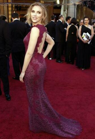 Scarlett Johansson Oscars  2011 in 2020 Scarlett johansson
