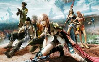 Final Fantasy 13 Game Wallpapers HD Wallpapers