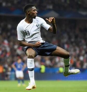 Wallpapers France 2018 World Cup Squad