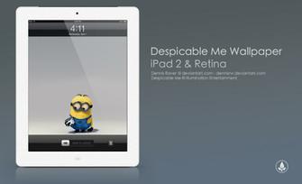 minion wallpaper ipad mini Wallpaper Downloads