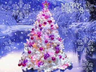 Beautiful Christmas Tree   Christmas Wallpaper 27617948