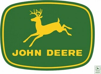 Pin John Deere Logo