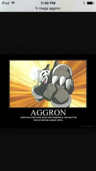 Pokemon Shiny Aggron Images Pokemon Images