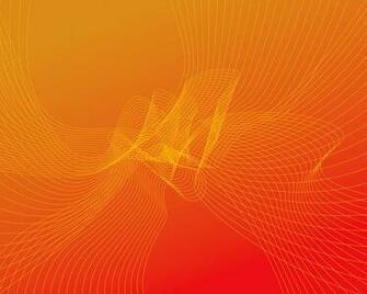 Abstract Orange Wallpaper by dotweb