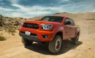 2015 Toyota Tacoma TRD Pro Series photo