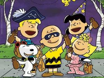 wallpaper 1024x768jpg Peanuts Gang Got Milk Halloween costumes