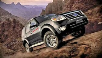 Ford Endeavour Pickup Pictures Auto Emb