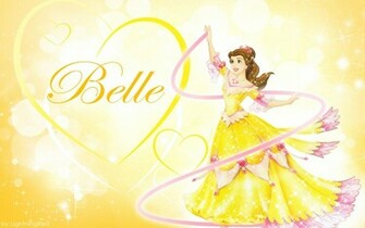 Disney Princess Belle HD Wallpaper   iHD Wallpapers