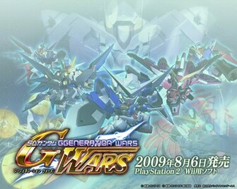 SD Gundam G Generation Wars wallpaper SRW Hotnews