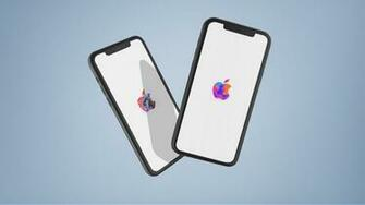 Theres more in the making 33 Apple logo wallpapers