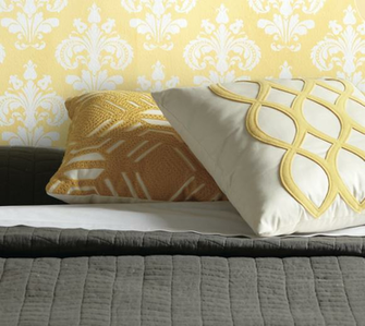 Devine It Yourself at Target   Devine Chantilly Wallpaper in Firefly