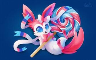 15 Sylveon Pokmon HD Wallpapers Background Images   Wallpaper