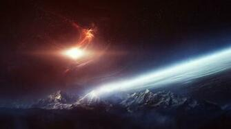 Outer Space 2048 x 1152 Download Close