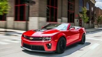 Cars chevrolet camaro zl1 wallpaper