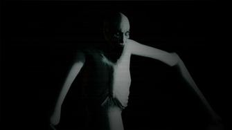 SCP 096 creepy