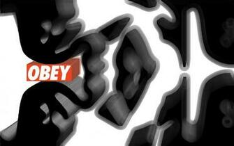 Obey wallpaper   Wallpaper Bit