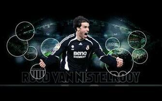 Real Madrid   Ruud van Nistelrooy Wallpaper by