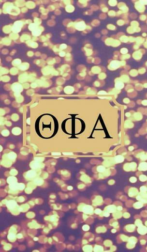 Theta Phi Alpha glitter iPhone monogram background theta phi alpha