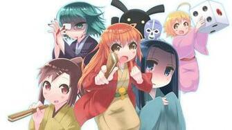 Joshiraku Wallpaper   Zerochan Anime Image Board
