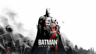Batman Arkham City Batman Harleyjpg