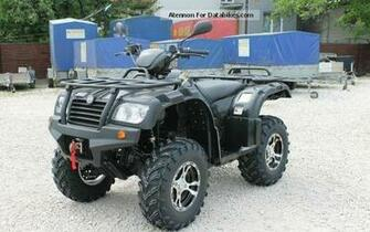 Quad Atv 500 4x4 Everest Lof Malufelgen Motorcycle Quad Photo 1 HD