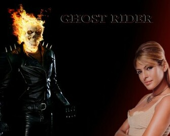 Ghost rider 2 wallpaper