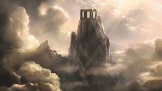 Mount Olympus God of War Ascension Wallpapers HD Wallpapers