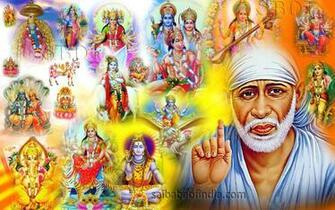 Sai Baba Of India  Wallpapers   Sai Zodiac sign wllpapers   eLatest