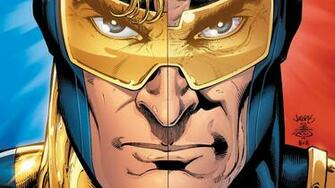 Booster Gold Wallpaper 8   1920 X 1080 stmednet