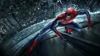 peter parker the amazing spider man full hd wallpaper 2012