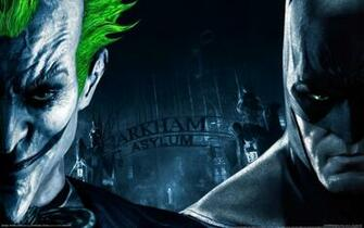Batman Arkham Asylum images The Joker Vs Batman HD wallpaper and