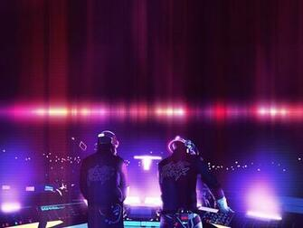 Daft Punk Live Concert Wallpaper wallpapers55com   Best Wallpapers